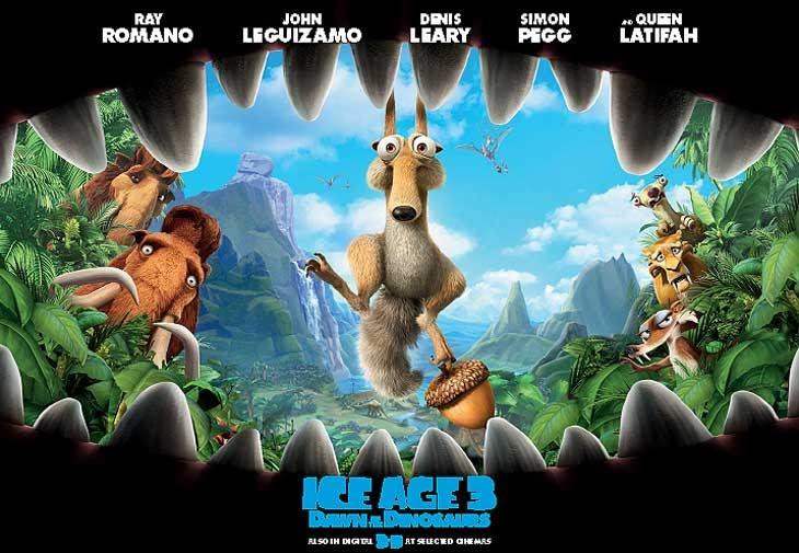 Ice Age 3 Stream