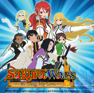 Game Review Sakura Wars So Long My Love Selina Wing Deaf Geek