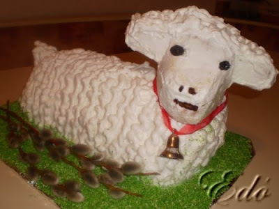bárány torta képek Édes otthonunk némi sóval: Bárányka torta bárány torta képek