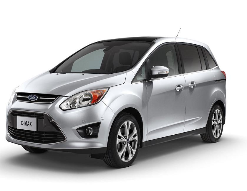 ford revealed new 2012 ford c max car details audio cars mobile. Black Bedroom Furniture Sets. Home Design Ideas