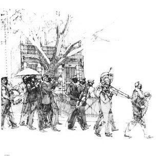 el blog de los versos: WHEN THE SAINTS GO MARCHING IN