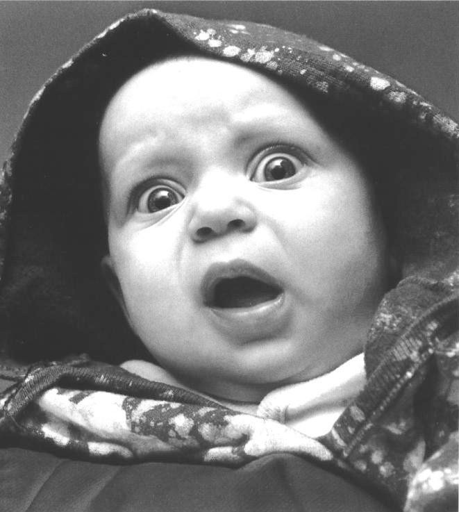 Hardy`s Blog: Funny Pictures Of Scared Babies