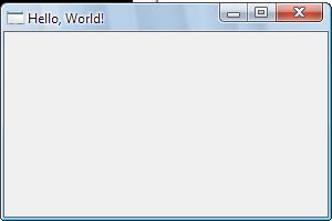 Neko Coding Machine: FXRuby :: Hello, World!
