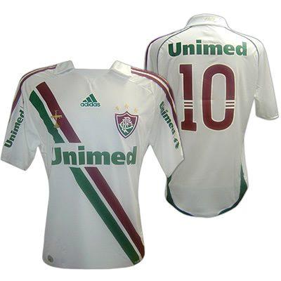 Leandro Vendas  Camisa II Fluminense - Adidas - 2009 da3914e9b4fc7