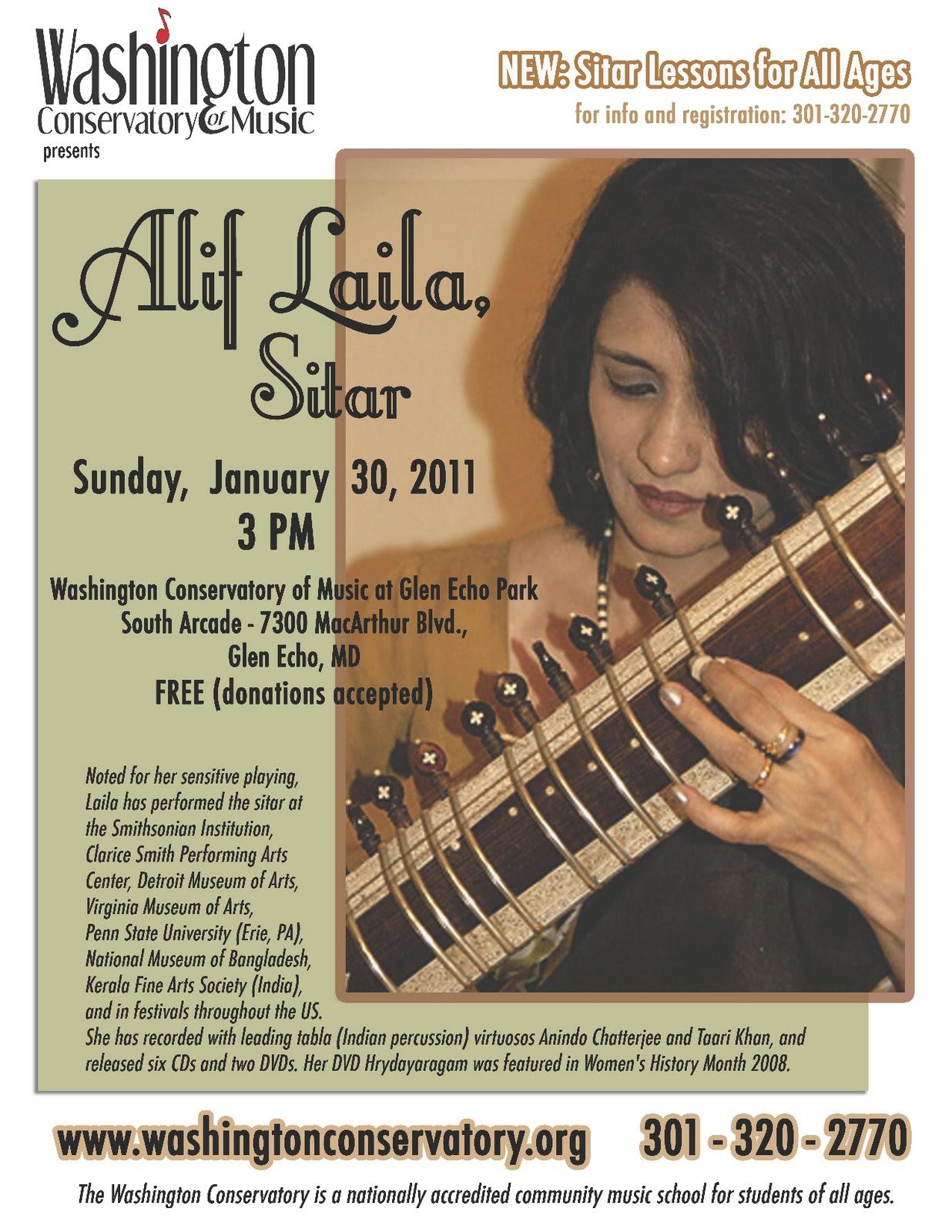 Alif Laila: 2011