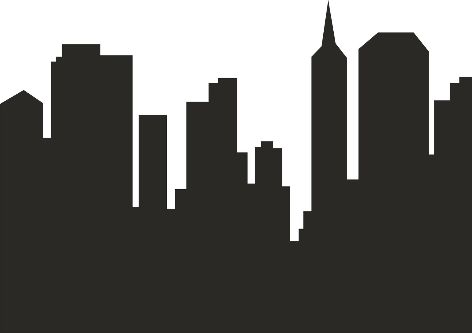 Clip Art: CITY SCAPE