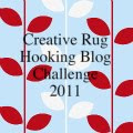 Creative Rug Hooking Blog Challenge