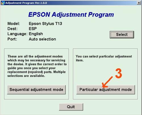 Cara Resetter Epson T13