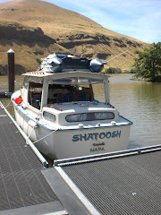 Shatoosh on the John Day River