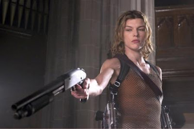 Resident Evil After Life Movie