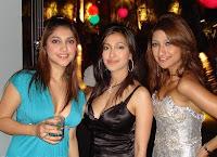 Tia Azhari Private party Pics