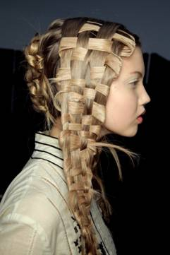 S/S 2011 PFW Beauty - Guido for Redken at Alexander ...