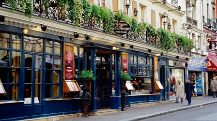Caf Ef Bf Bd De Paris Saint Jean De Luz