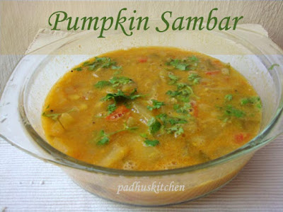 How to make sambar