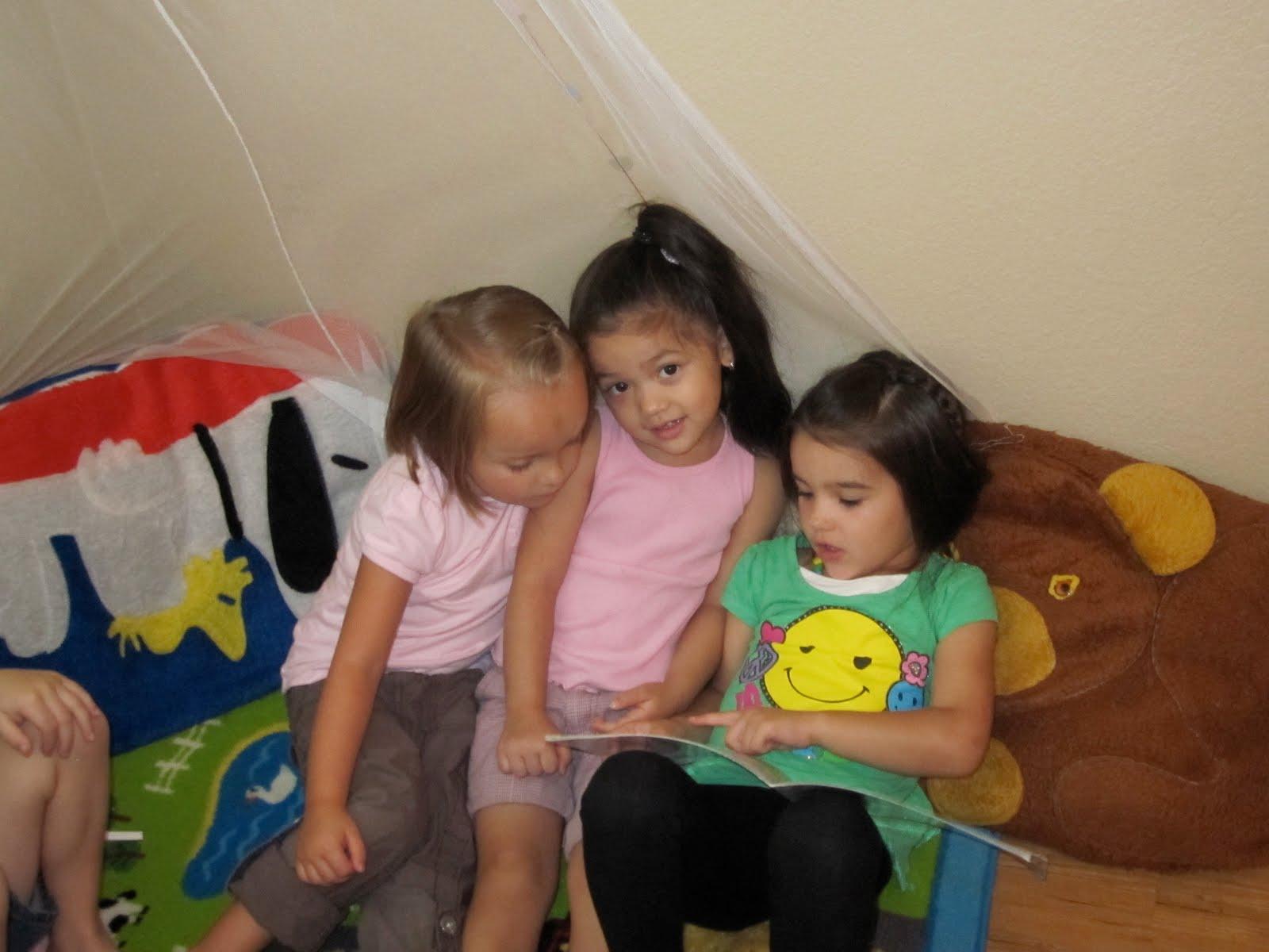 Imagination Express Preschool Making New Friends