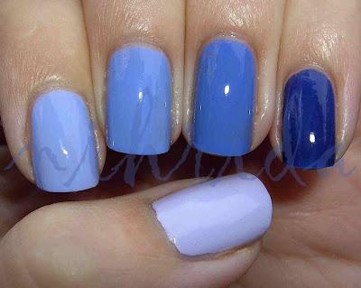 Ispirazione: ombré manicure (3/6)