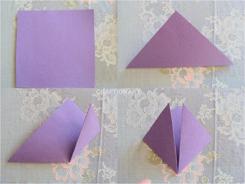 Craft Making Flower Paper