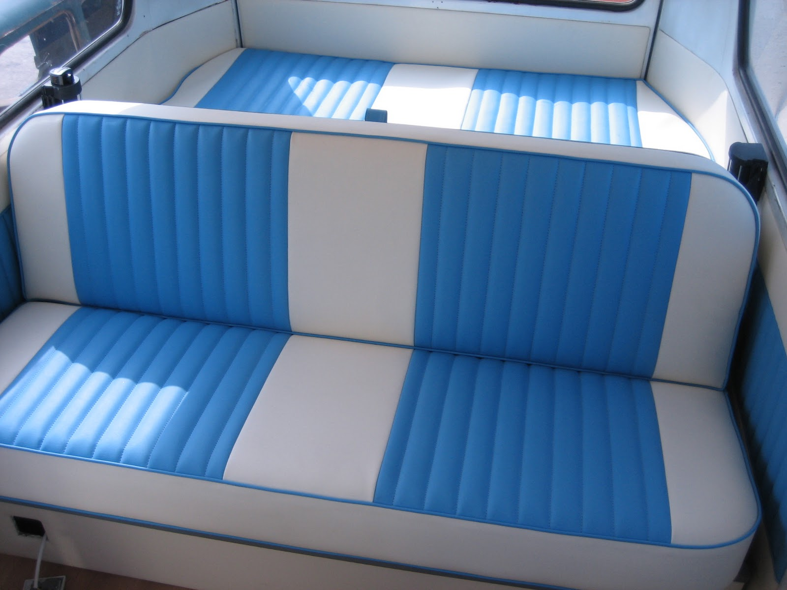 Colin Rouse Auto Trim Cornwall Vw Bay Window Van