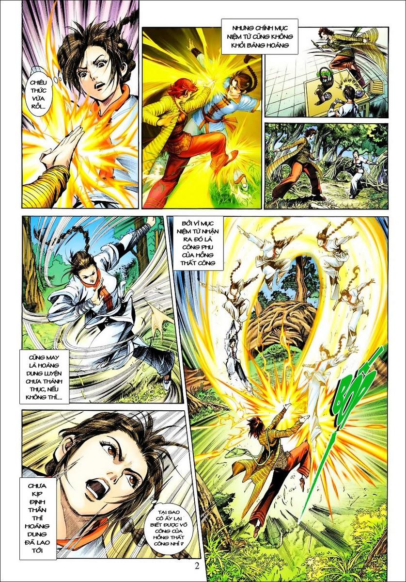 Anh Hùng Xạ Điêu anh hùng xạ đêu chap 25 trang 2
