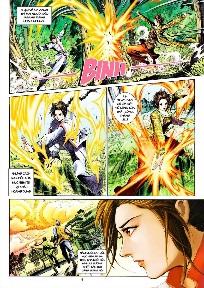 Anh Hùng Xạ Điêu anh hùng xạ đêu chap 25 trang 4