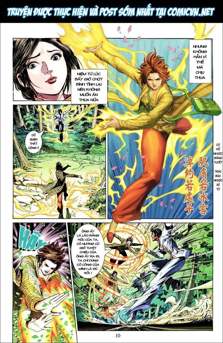 Anh Hùng Xạ Điêu anh hùng xạ đêu chap 25 trang 10