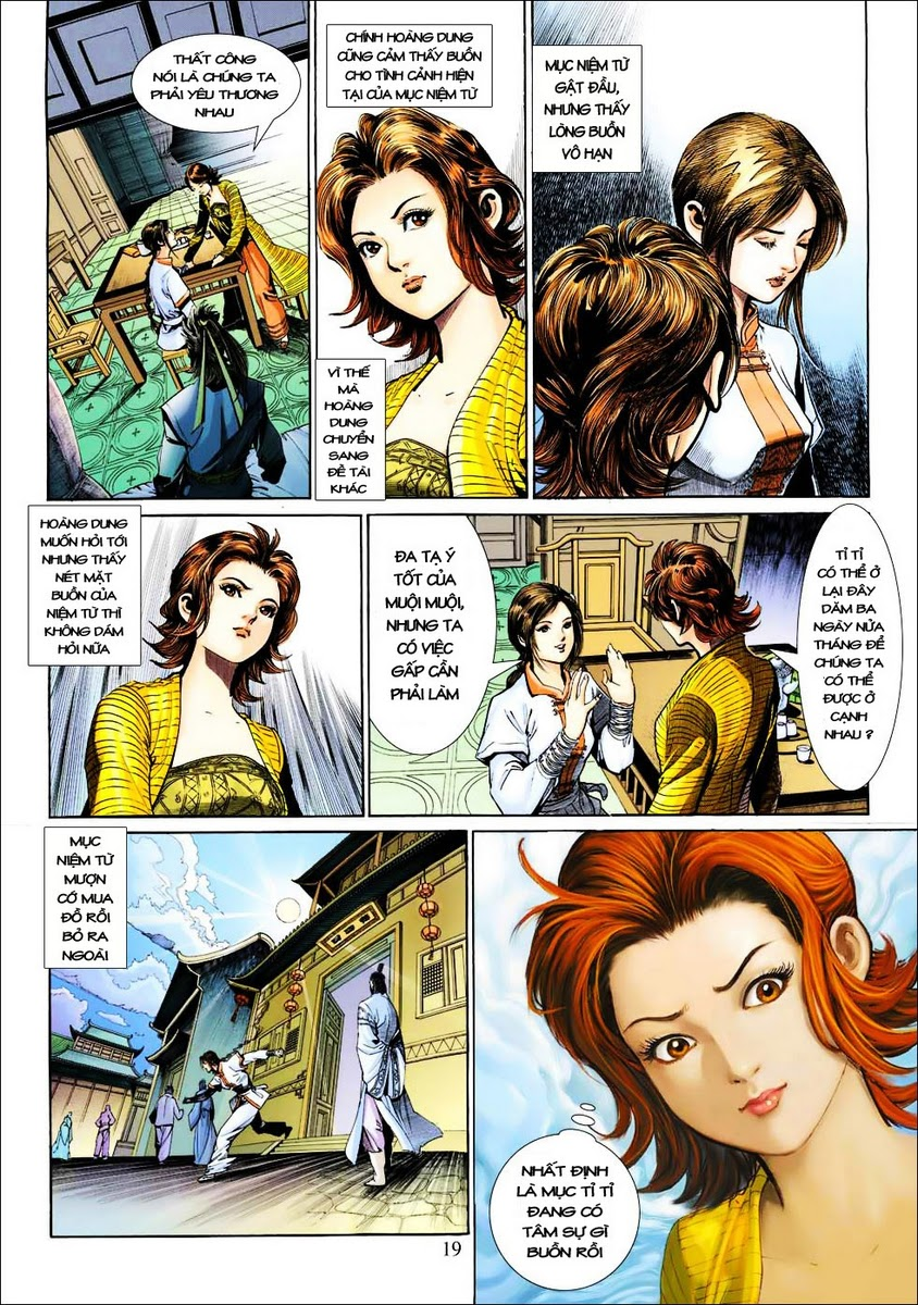 Anh Hùng Xạ Điêu anh hùng xạ đêu chap 25 trang 19