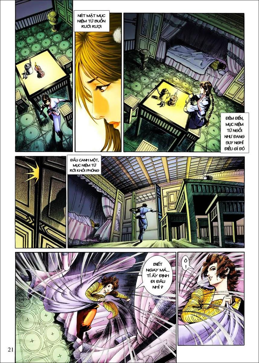 Anh Hùng Xạ Điêu anh hùng xạ đêu chap 25 trang 20