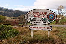 Cherokee Tribes Object to Substation near Kituwah | Trail of