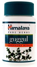 GUGGUL HERB - Natural Cholesterol Control