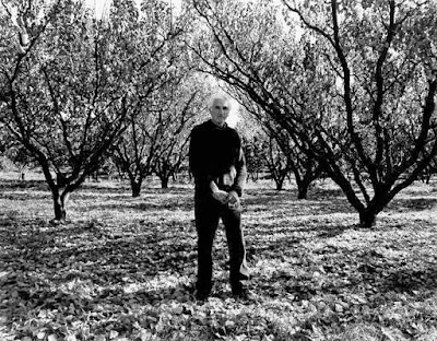 Harry Perriam, orchardist, Lowburn. His apricot and apple trees were uprooted before his land was flooded.
