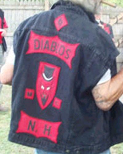 Diablos Motorcycle Club Outlaws