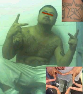 LATINO PRISON GANGS: Tango Blast