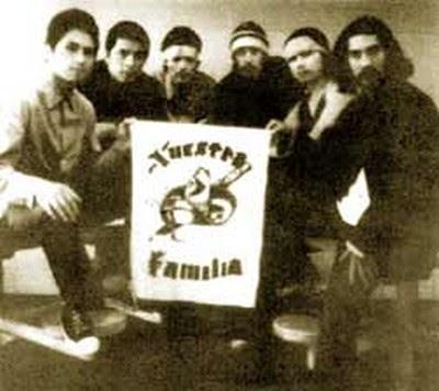 LATINO PRISON GANGS: Nuestra Familia