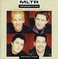 michael learns to rock greatest hits strange foreign beauty cover image