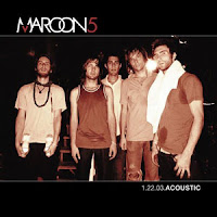 Maroon 5 acoustic album cover image
