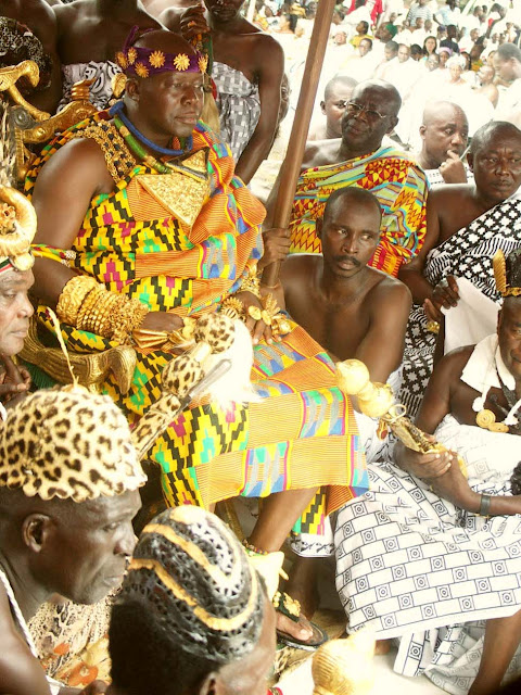 Otumfuo+bday+%2810%29 The Great Akwasidae Festival Of The Asante People