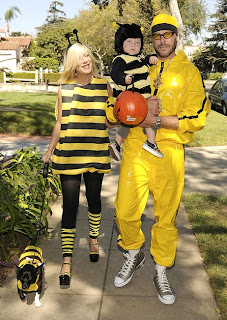 Celebrities In Their Halloween 2008 Costumes Fashion O Lic