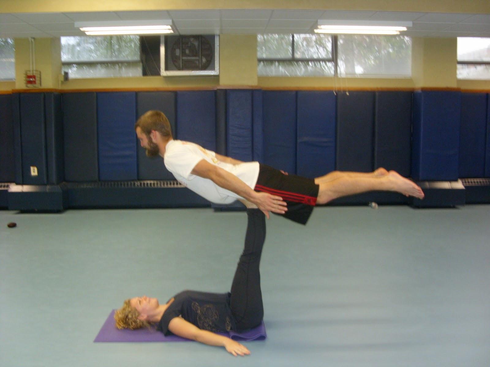 Life Love and Yoga: Acro Yoga Club At New Paltz