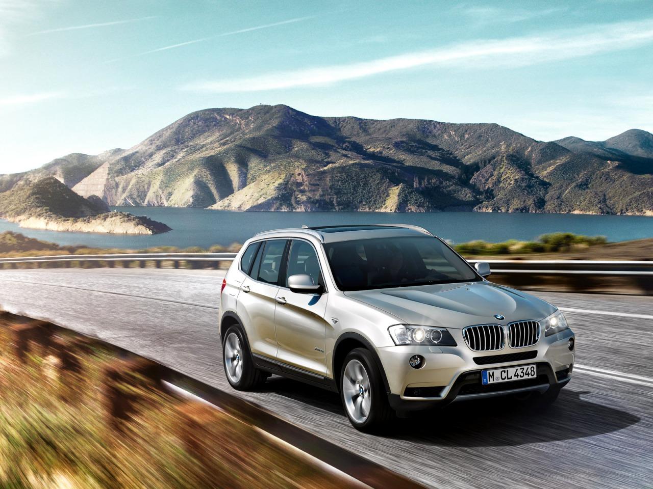 Luxury Car Wallpapers: 2011 BMW X3