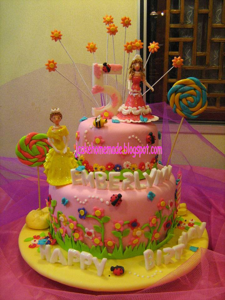 Homemade Princess Cakes Image Search Results