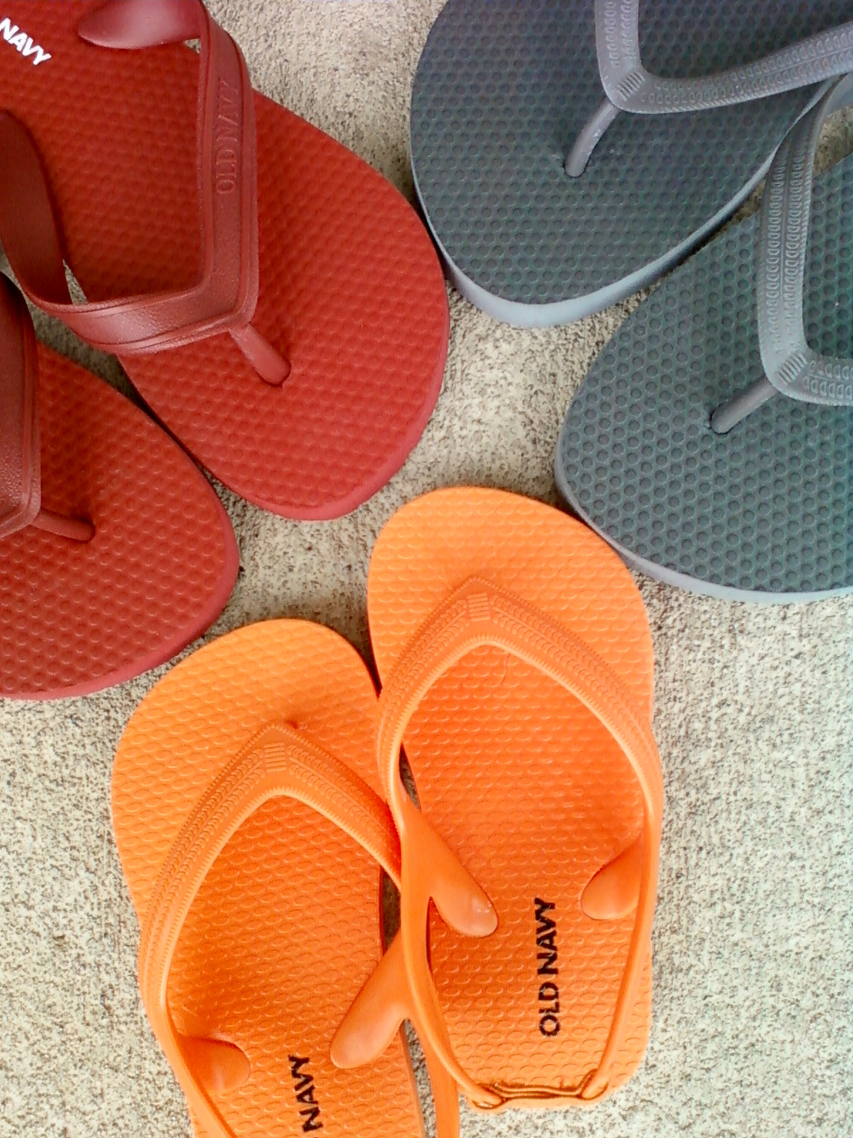 bf8469bcbf5a I got one for each of my boys and a pair for me. When I got home my husband  remarked that he wished all the flip flops came with the cool strap ...
