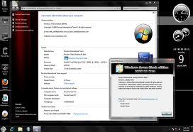 Download Windows XP Seen Black Edition MF Free Download