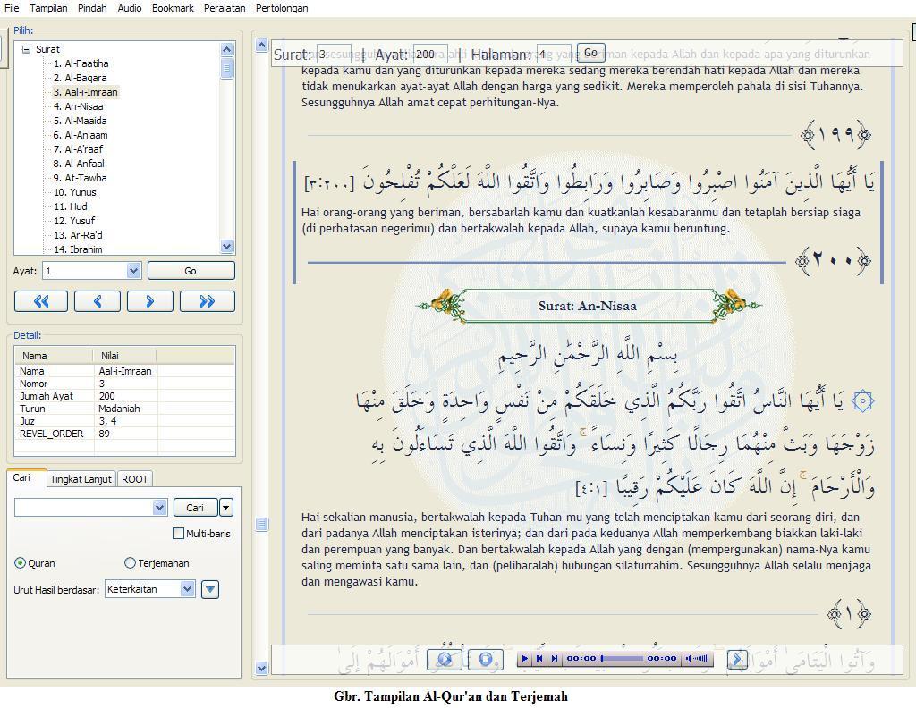 Al Quran 30 Juz Dan Terjemahan - Gambar Islami