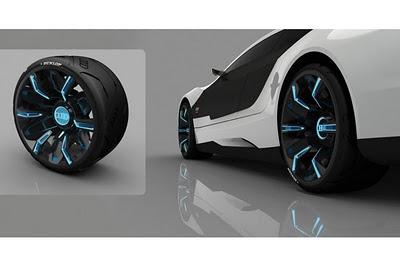 Audi A9: otomobillerde nanoteknoloji 62
