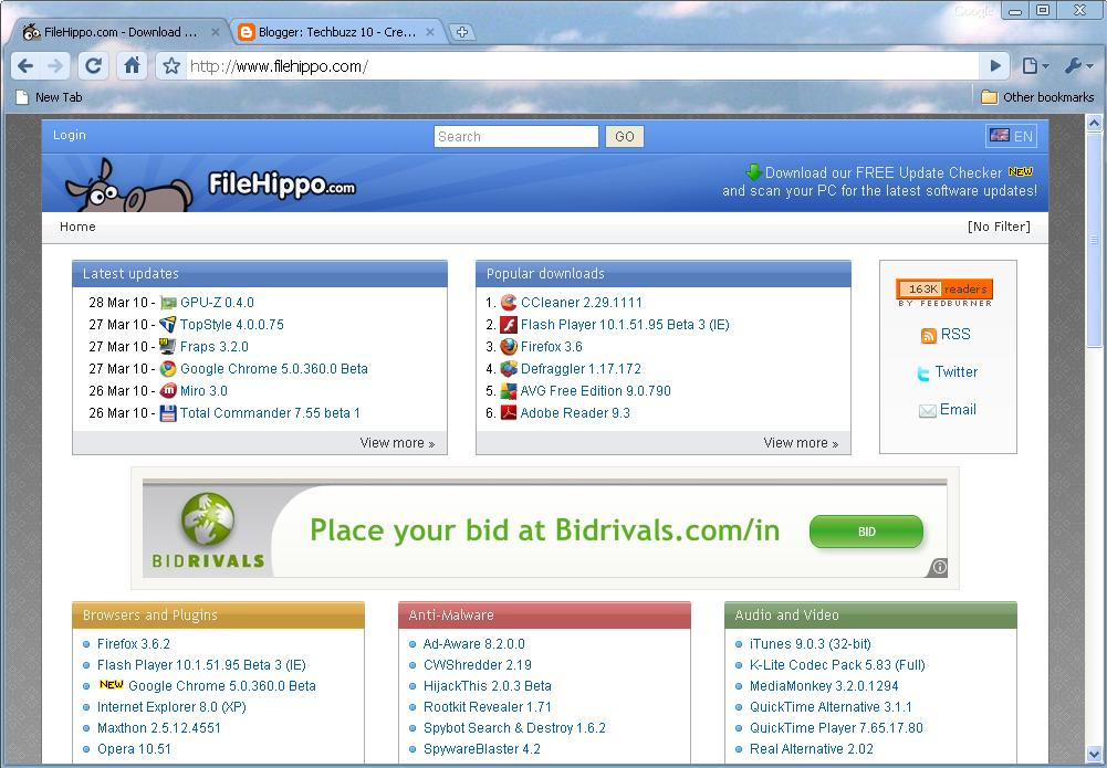 TechBuzz 10: 2010