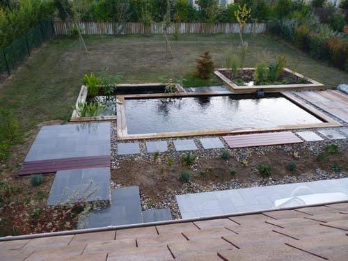 piscine naturelle et baignade naturelle piscine naturelle de 25 m dans les yvelines. Black Bedroom Furniture Sets. Home Design Ideas