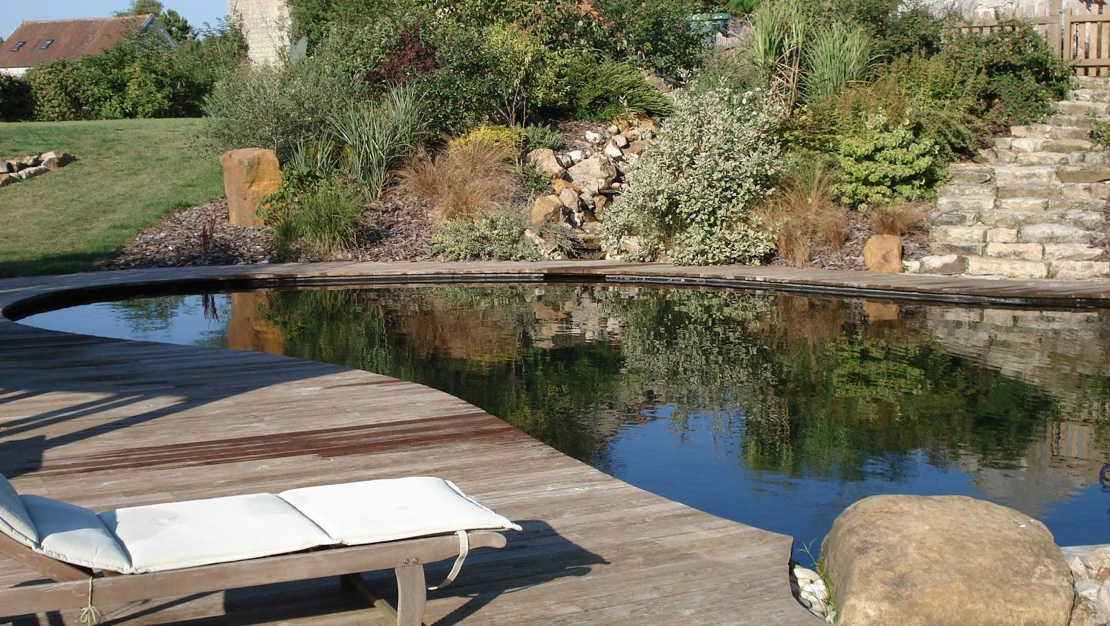 Piscine naturelle et baignade naturelle les piscines - Autoconstruction piscine naturelle ...