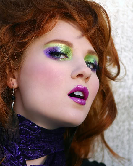 80s style hair and makeup fashion from a to vintage 80 s hair amp makeup 2035
