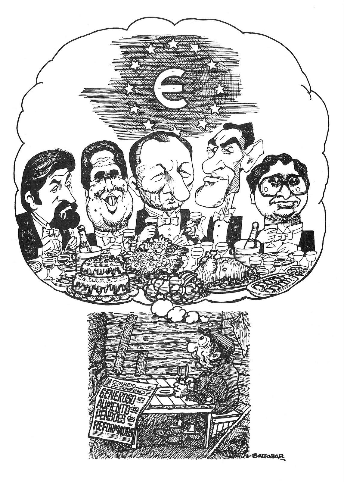 Humorgrafe O Mestre Da Caricatura Baltazar Ortega