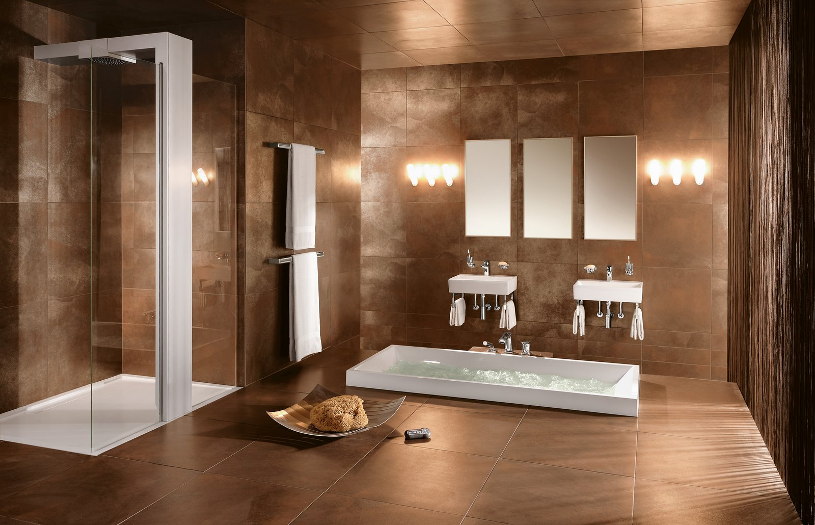 Badeinrichtung Modern Badeinrichtung Ideen Design Badmobel